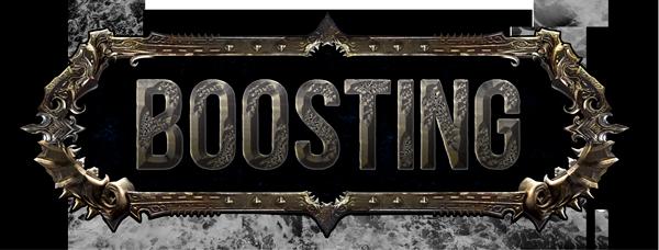 Boosting website